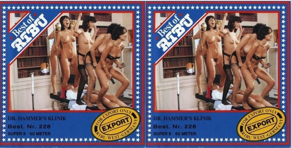 Best of Ribu 228: Dr. Hammer's Klinik (1980's)