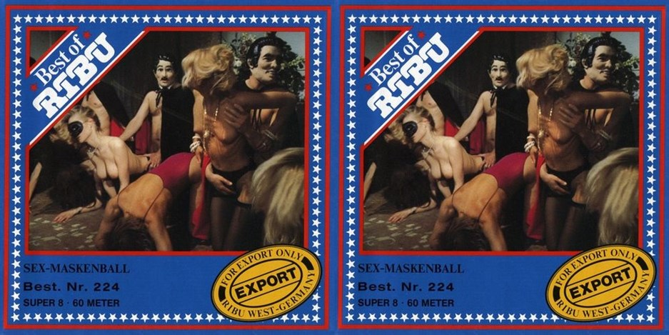 Best of Ribu 224: Sex-Maskenball (1970's)