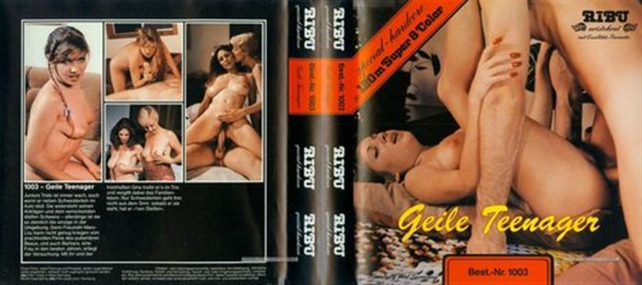 Ribu Aristokrat 1003: Geile Teenager (1980's)