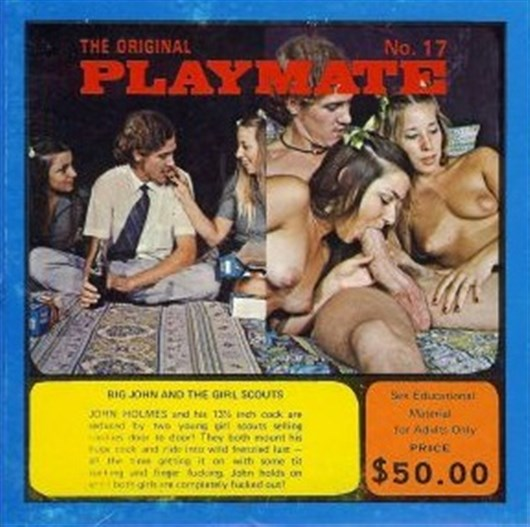 Playmate Film 17: Big John and the Girl Scouts (1970's)