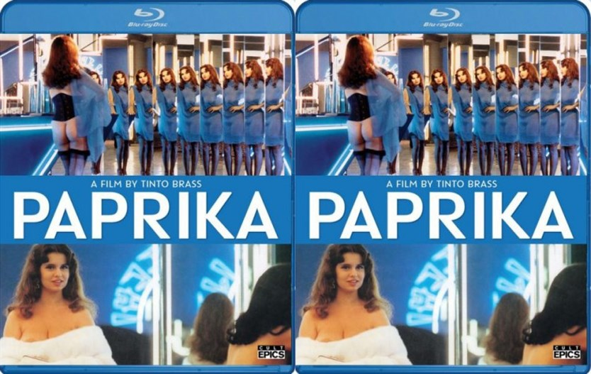 Paprika (BDRip) (1991)