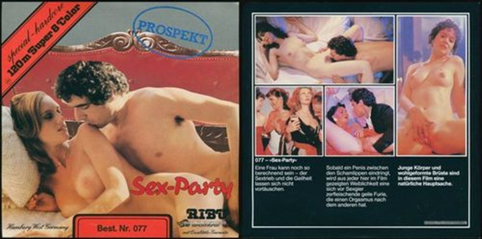 Ribu Aristokrat 77: Sex-Party (1980's)