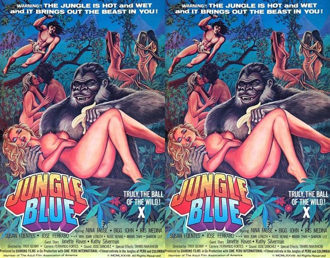 Jungle Blue (1978)
