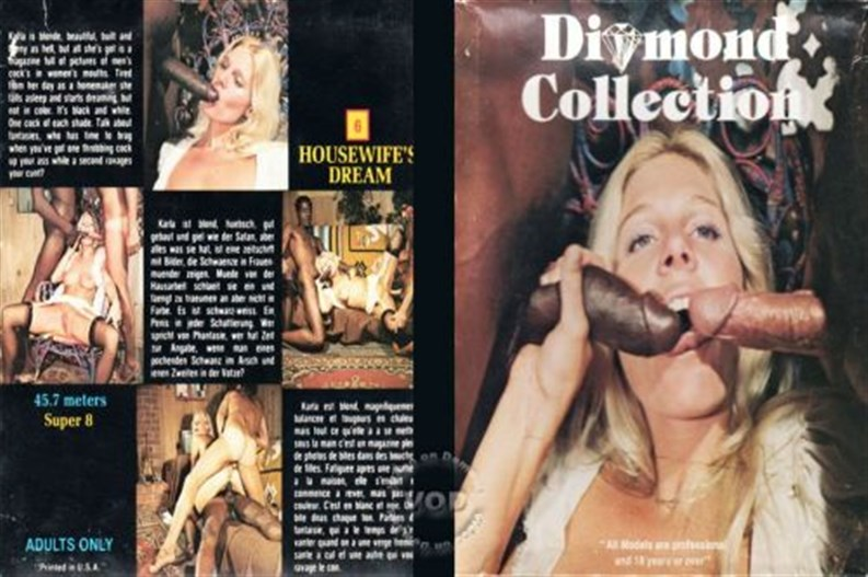 Diamond Collection 006: Housewife's Dream (1970's)
