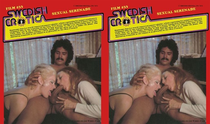 Swedish Erotica 033: Sexual Serenade (Another Version) (1970's)