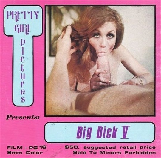 Pretty Girls 016: Big Dick V (Another Version) (1970's)