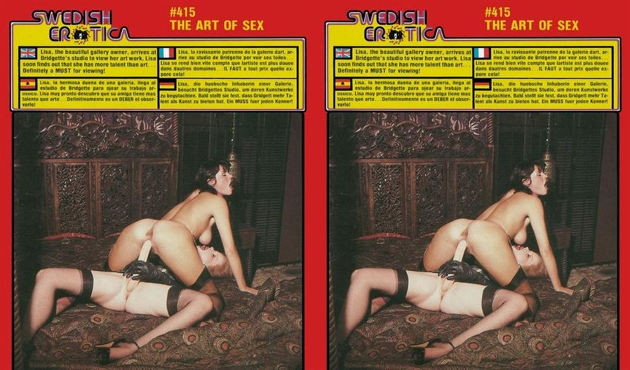 Swedish Erotica 415: The Art of Sex (1980's)