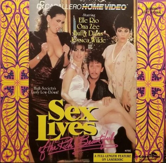 Sex Lives of the Rich and Beautiful (1987)