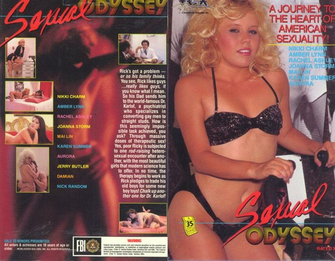Sexual Odyssey (1985)