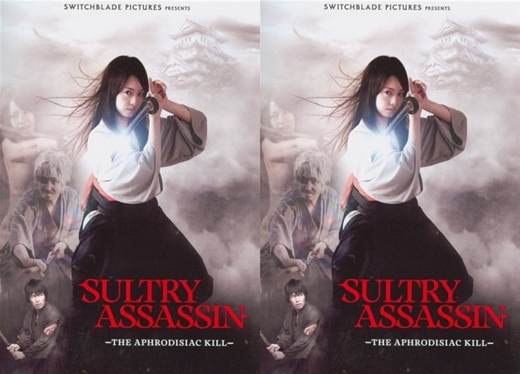 The Sultry Assassin The Aphrodisiac Kill (2010)