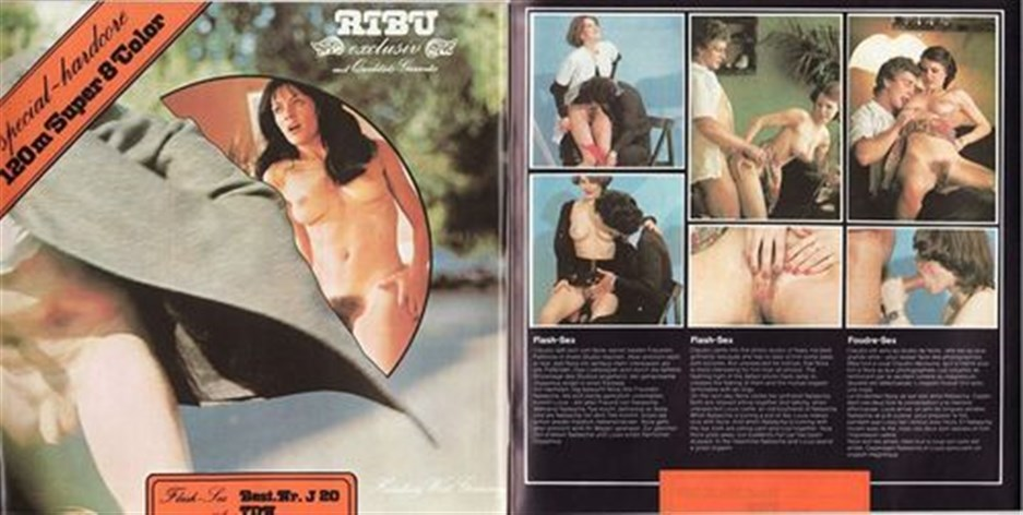 Ribu Exclusiv 20: Flash-Sex (1970's)