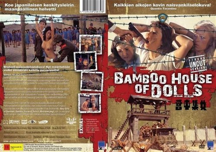 Bamboo House of Dolls (BDRip) (1974)
