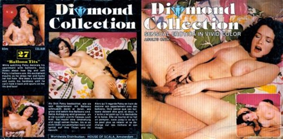 Diamond Collection 027: Baloon Tits (1970's)